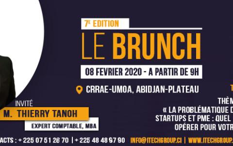 Brunch avec Thierry TANOH